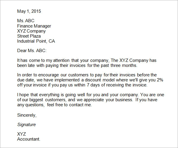 29 Sample Business Letters Format To Download Sample