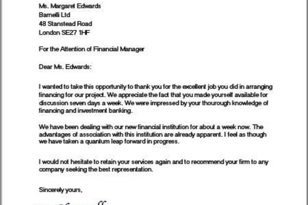 Business Letter Set Up Scrumps