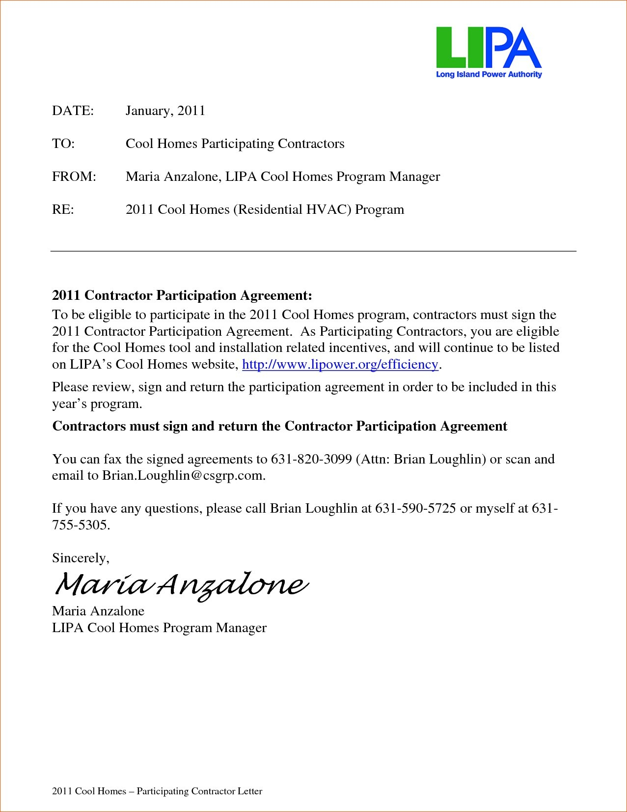Company Introduction Letter For New Business Apparel