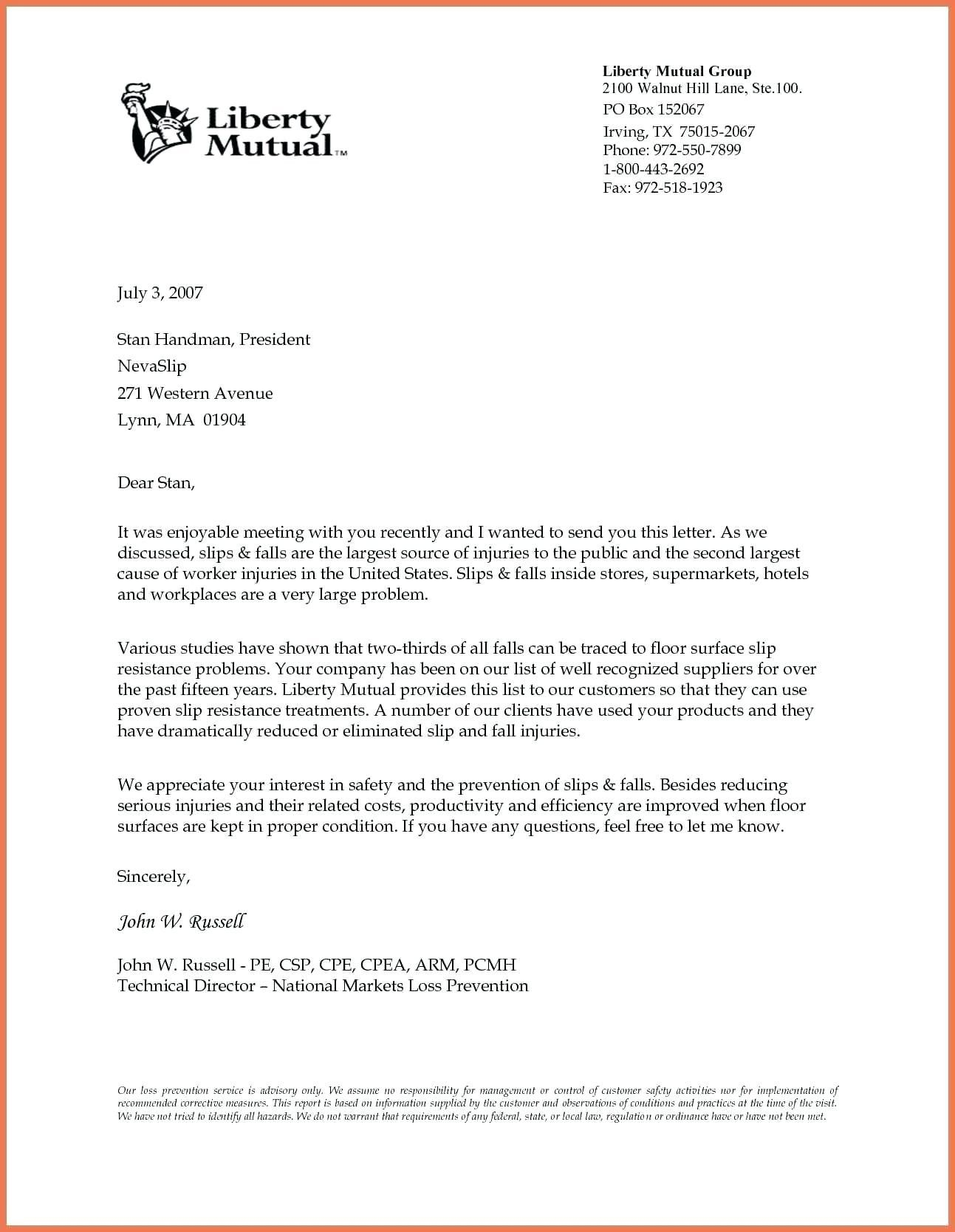 Formal Business Letter Templates 35 Formal Business