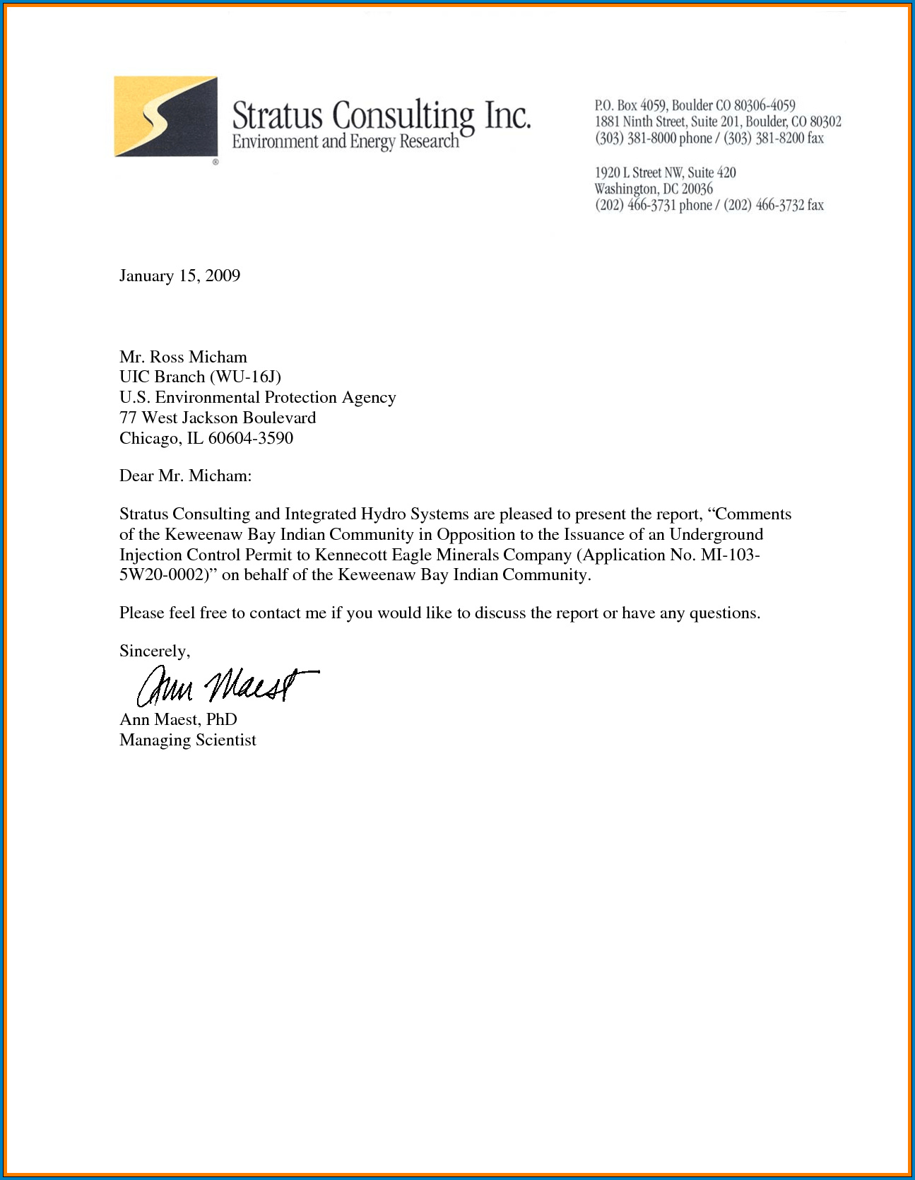 Free Printable Business Letter Template Templateral